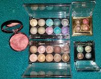 DIY broken makeup hack powder alcohol everclear tips tricks blush lipstick