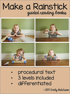 https://www.teacherspayteachers.com/Product/Procedural-Book-for-Guided-Reading-Make-a-Rainstick-3115414