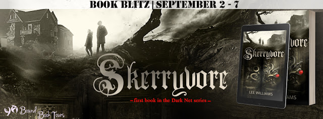 {Excerpt+Giveaway} Skerryvore by Lee Williams