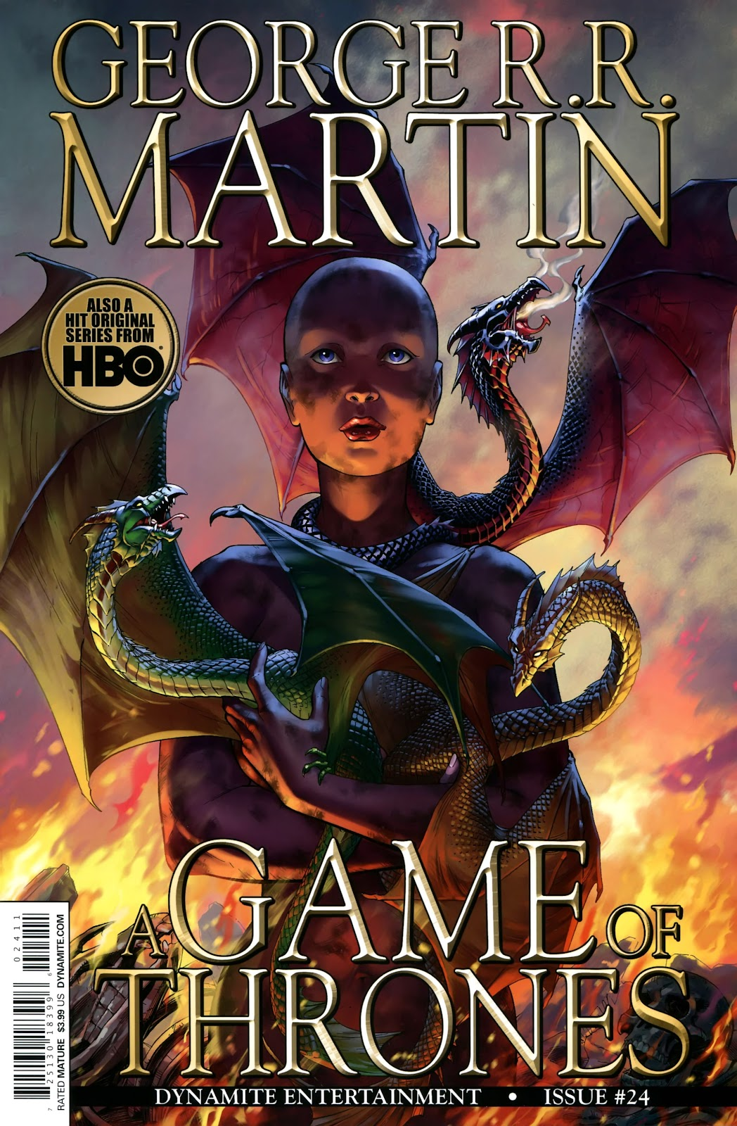 Game Of Thrones Comic Issue #24