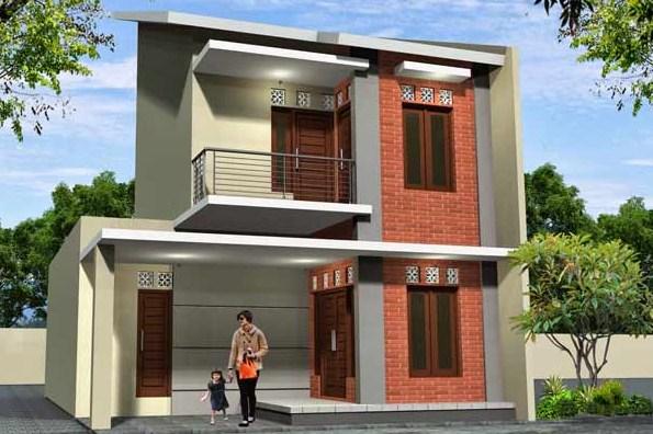 Foto Rumah Minimalis Type 36/60 dan 36/72: 1 Lantai dan 2 ...