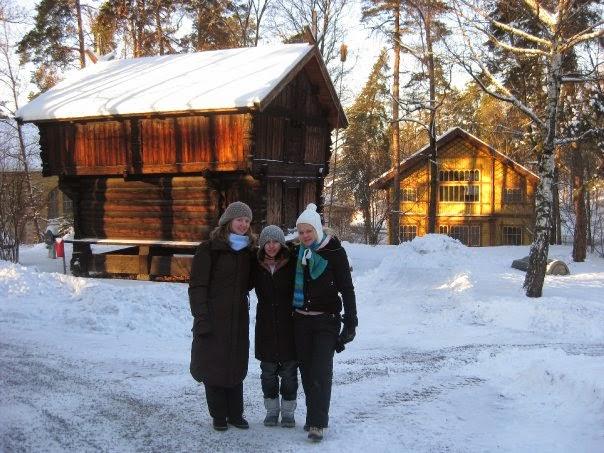 Visitando Oslo