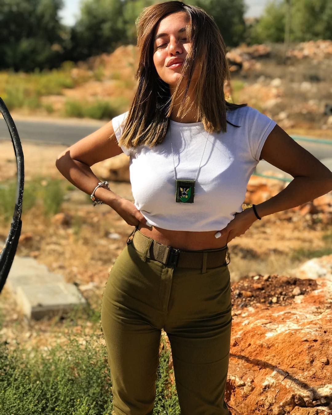 Amazing Wtf Facts Beautiful And Hot Women In Israel -3380
