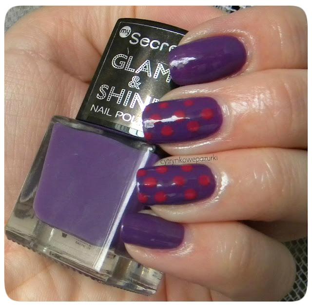 My Secret Glam&Shine 261 Amethyst