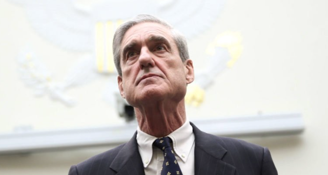 MUELLER GRAND JURY WITNESS CRYPTICALLY SUGGESTS HE'S IN LEGAL JEOPARDY