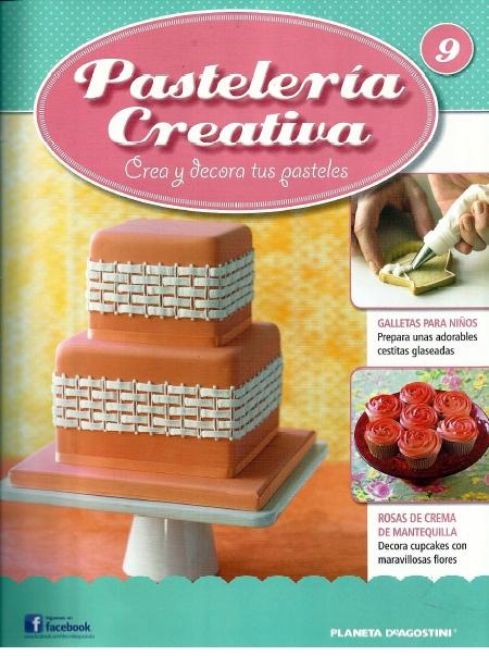 Pasteleria, Creativa Nº 09