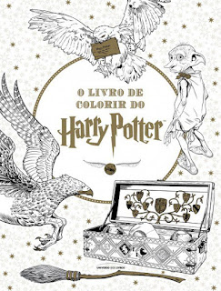 News: Livro de Colorir do Harry Potter já tem data prevista para chegar ao Brasil O Gabriel Lucas - #OGL