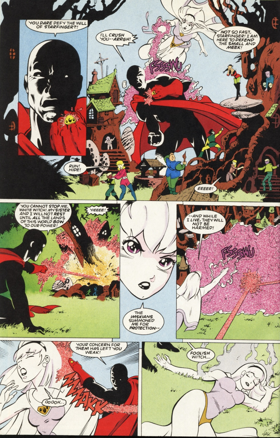 Legion of Super-Heroes (1989) _Annual_6 Page 6