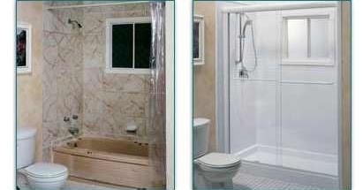 Sostituire la vasca con una doccia paga il giusto prezzo moira tips - Sostituire la vasca con doccia ...