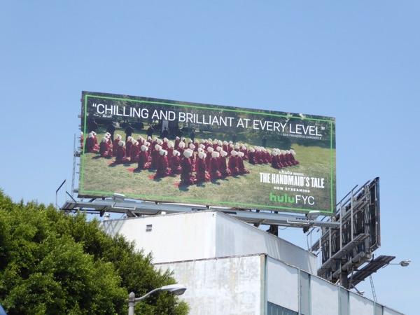 Handmaids Tale 2017 Emmy FYC billboard