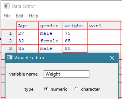 How to read the data from a User input in R Programming   TAMATAM