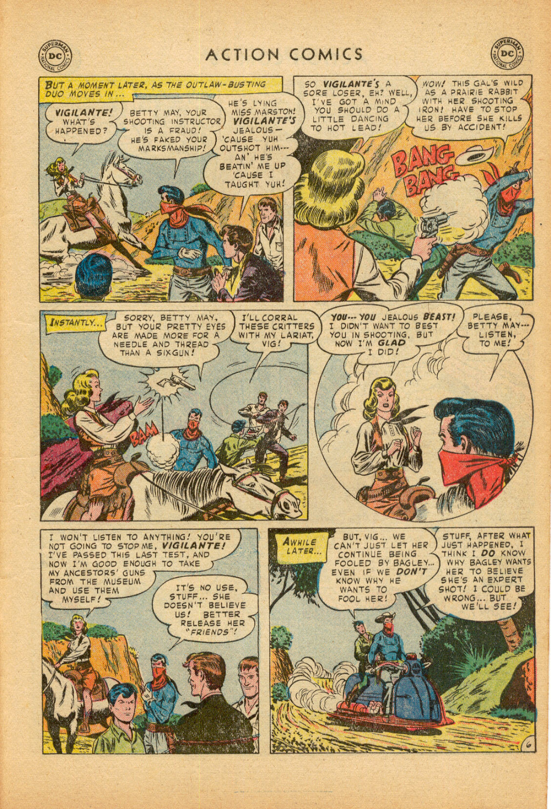 Read online Action Comics (1938) comic -  Issue #174 - 39