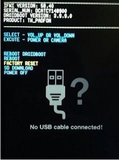 cara reset Asus Zenfone 5