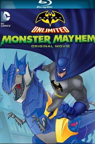 Batman Unlimited Monster Mayhem 2015 BluRay 720p x264 600MB