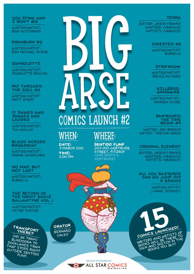 Big Arse 2