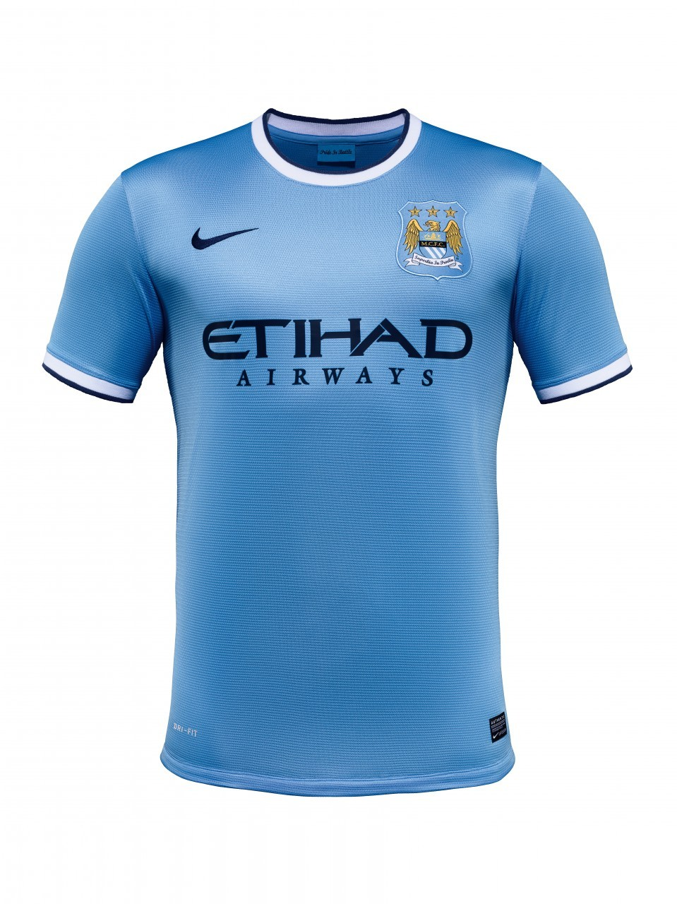 Jersey Manchester City Home - Kaos Bola Murah