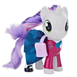 My Little Pony School of Friendship Collection Pack Sweetie Belle Brushable Pony