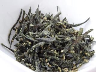 Chips d'algues croustillantes - Marinoë