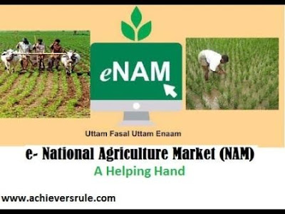 E-NAM- A Helping Hand To the Farmers