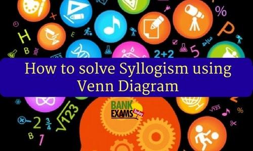 Venn Diagram Syllogism Lifan Wiring 125cc How To Solve Using Bankexamstoday
