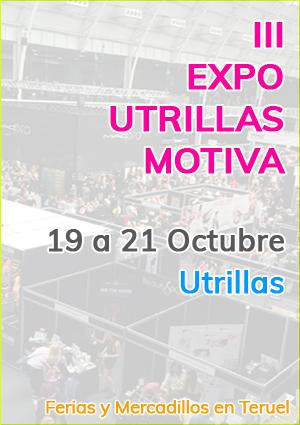 III Expo Utrillas Motiva