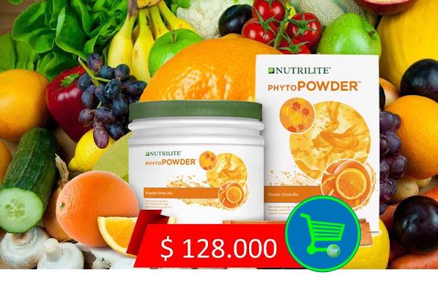 IMAGEN Phytopowder sabor Naranja - Amway