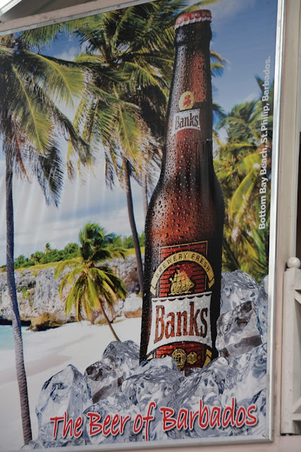Bridgetown Barbados Banks Beer