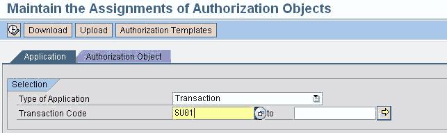 Transacción SU24 - Consultoria-SAP