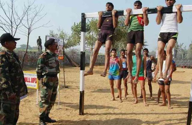 हिमाचल: 12 से 22 जनवरी तक आयोजित होने जा रही सेना भर्ती रैली