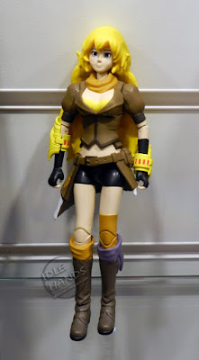 Toy Fair 2017 Jazwares RWBY Action Figures