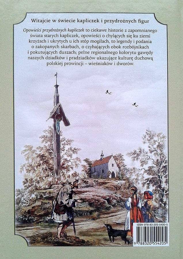 Zapomniana Biblioteka Szlakiem Przydrożnych Kapliczek