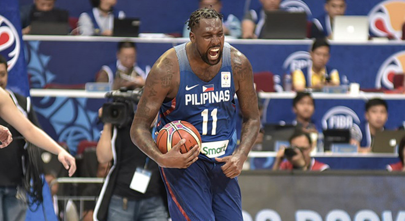 Andray Blatche's return to Gilas powered Philippines