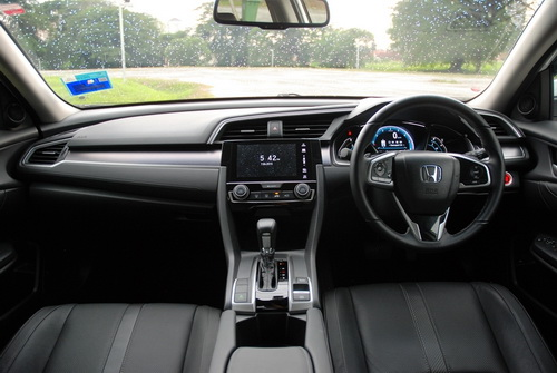 Interior Harga Honda Civic Turbo