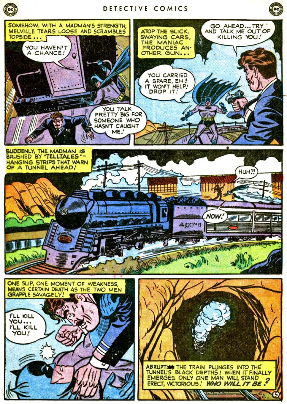 Read online Detective Comics (1937) comic -  Issue #162 - 7