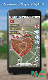 Planimeter GPS area measure Paid APK