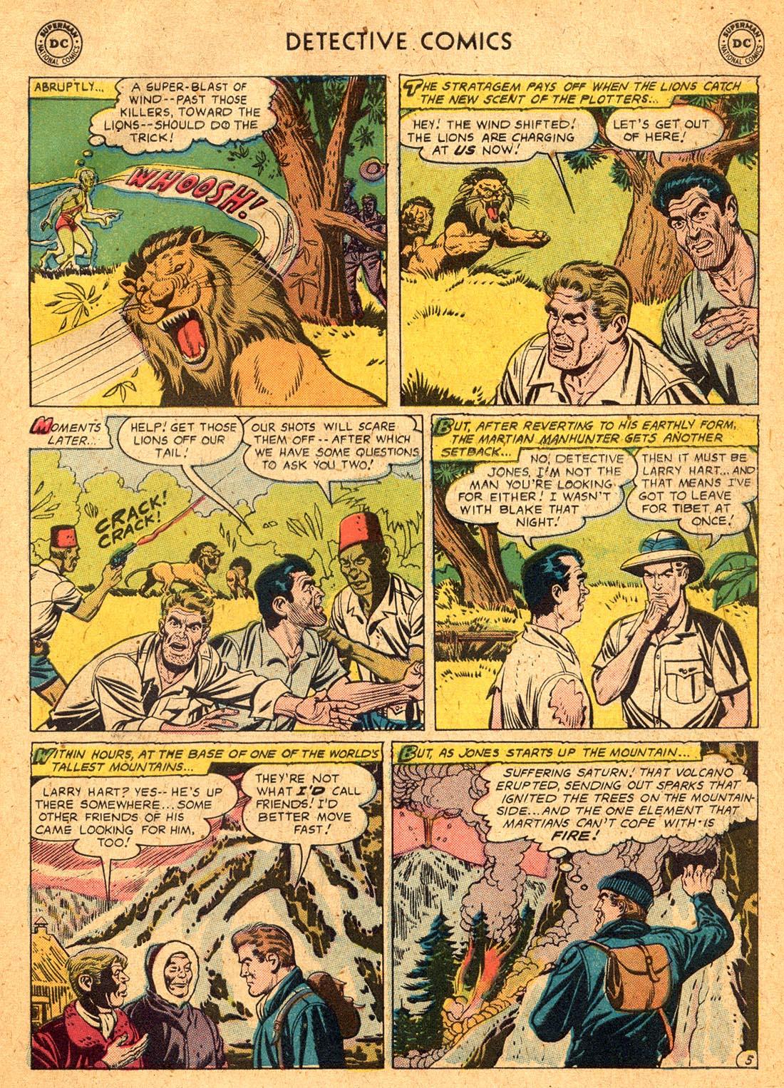Read online Detective Comics (1937) comic -  Issue #255 - 31