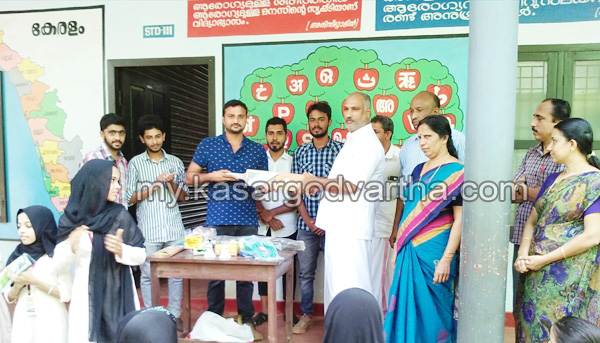Kerala, News, MSF, Toys
