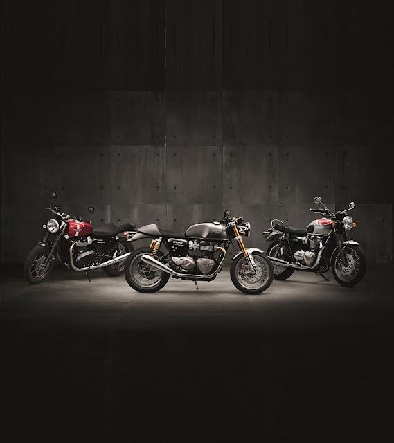 Triumph Bonneville D Series