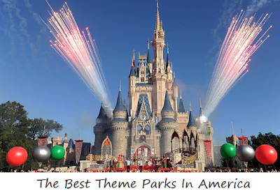The Best Theme Parks In America