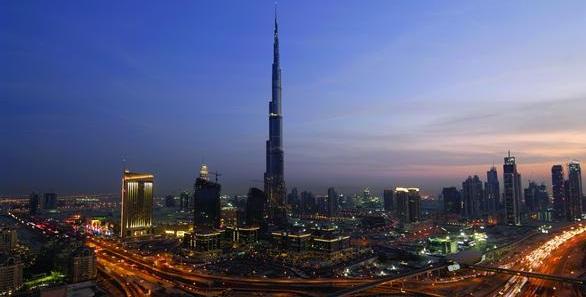 Burj Khalifa The Tallest Man Made Structure In The World World S Travel Destination