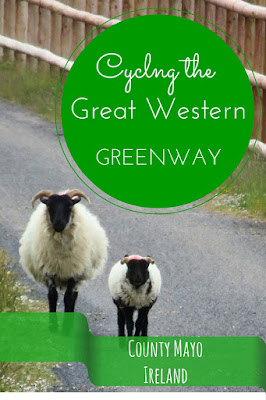 Cycling the Great Western Greenway - County Mayo, Ireland