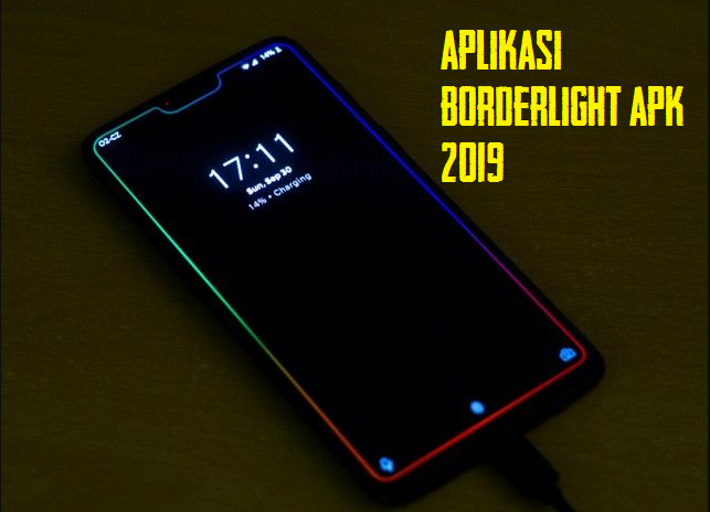Download Aplikasi Border Light APK 2019, Biar Gadget Makin