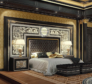 Classic Bedroom From Jepara Indonesia