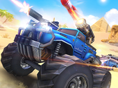 Overload 3D Moba Car Shooting v1.1 Android 2017