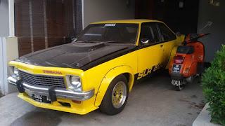 MOBIL KLASIK HOLDEN BEKAS: Torana Hatchback - BANDUNG