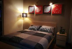 Susun Atur Bilik Tidur Sempit Inspirasi Dekorasi Rumah