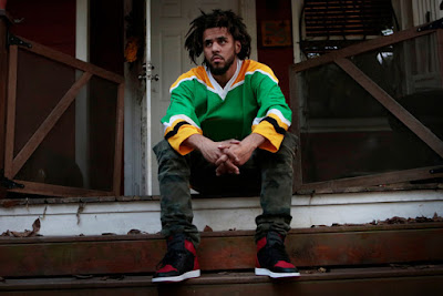 "J Cole's ""KOD"" Sets Spotify Opening Day Record"