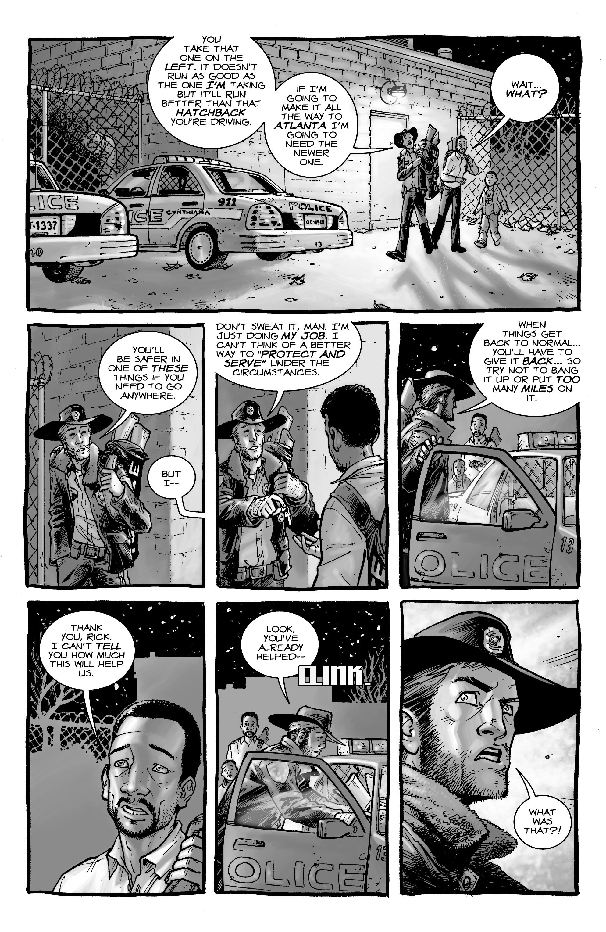 The Walking Dead issue 1 - Page 22