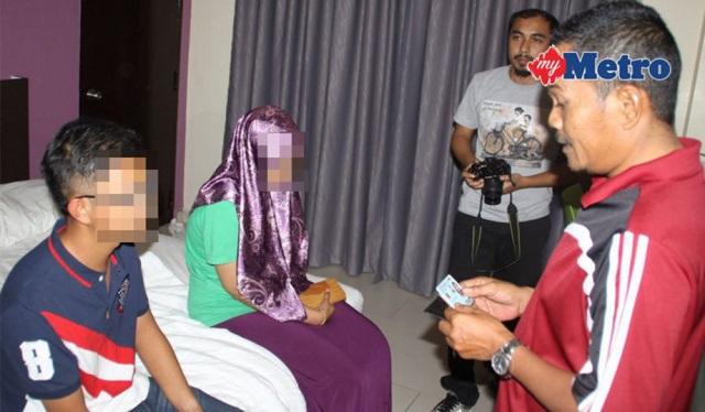11 Pasangan Ditangkap Basah Dihantar Ke Masjid Untuk Solat Taubat