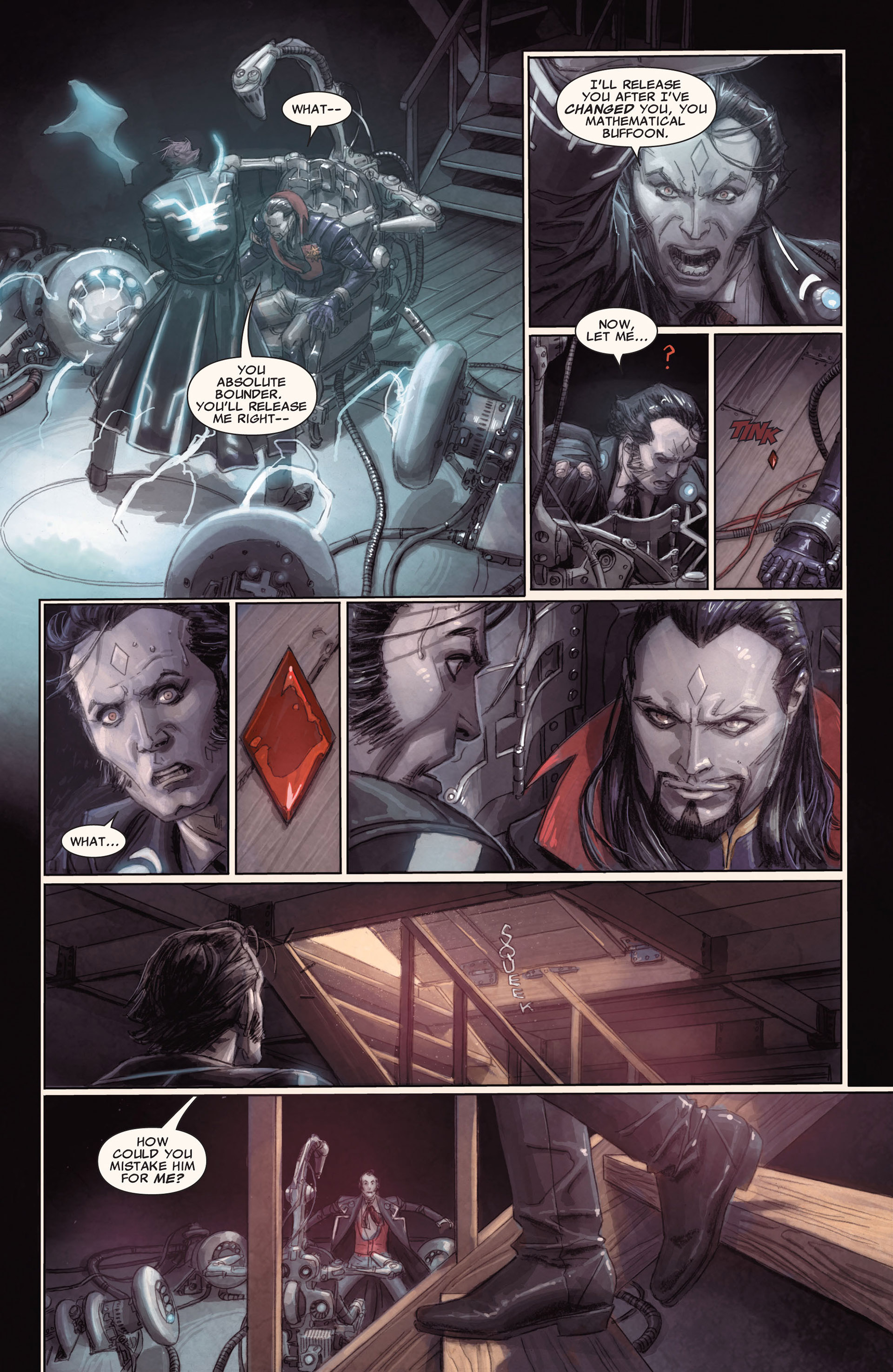 Read online Uncanny X-Men (2012) comic -  Issue #14 - 13